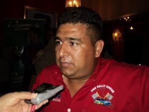 ARMANDO MACIAS, REPRESENTANTE DE LA ASOCIACIÓN DE PILOTOS Y CLUBES DE B.C.S.