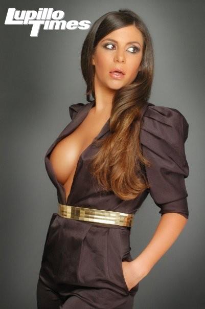 Edecan Del Ife Cojiendo Desnudas Joselyn Juncal En La Revista Picture