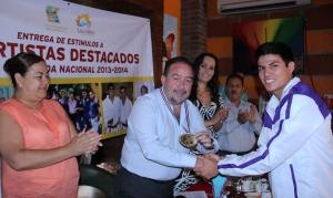 AGRADECEN DEportistas Cabeños al Alcalde Antonio Agúndez por su invaluable apoyo 1