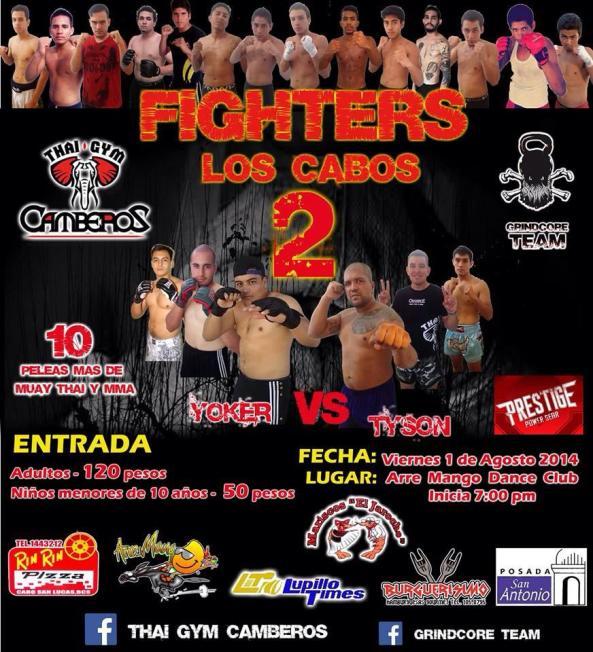 fighters2 LOS CABOS