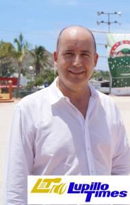 Raúl Padilla, gerente de la Cámara Nacional de Comercio, Servicios y Turismo de Los Cabos