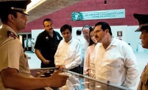 EXHIBICIÓN DE la Secretaría de la Defensa Nacional fortalece nuestra identidad como mexicanos Martín Lagarda