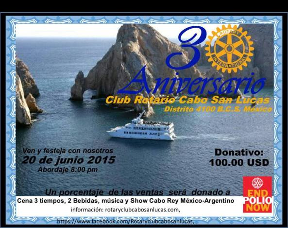 CLUB ROTARIO 30 ANIVERSARIO