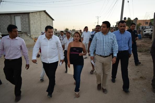 Presenta Delegado de CSL a todos su equipo ante Comité de Participación Ciudadana de Ampliación Palmas2
