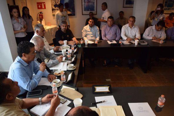 Firman los tres órdenes de gobierno convenio para mantenimiento del Centro Histórico de CSL