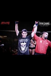 GENARO EL RAYADITO MMA