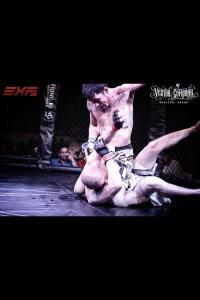GENARO EL RAYADITO MMA2