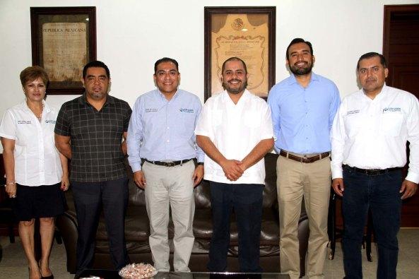 Participará fundación FEMSA en acciones de beneficio para la ciudadanía Alcalde