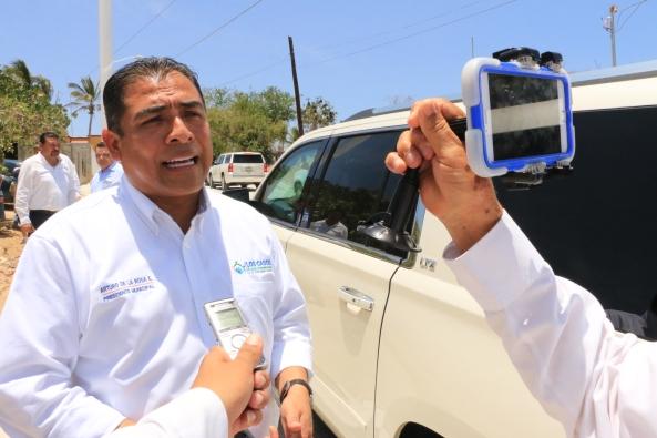 Por consolidar Alcalde de los  Cabos Gestión Federal en CD MX (1)